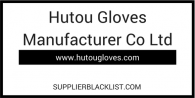Hutou Gloves Manufacturer Co Ltd Based in Yiwu