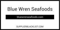 Blue Wren Seafoods