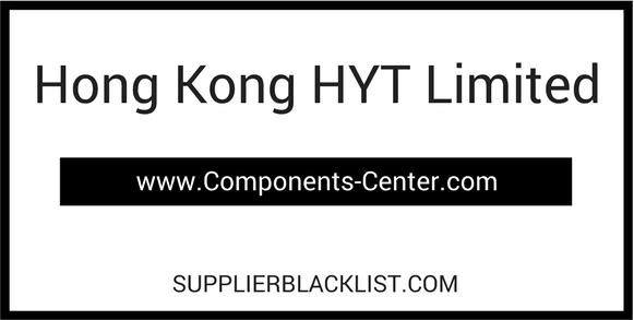 Hong Kong HYT Limited