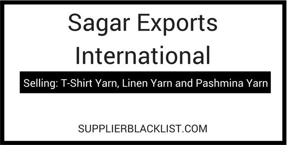 Sagar Exports International