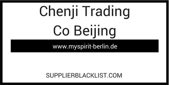 Chenji Trading Co Beijing