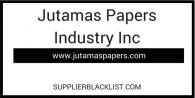 Jutamas Papers Industry Inc