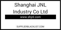 Shanghai JNL Industry Co Ltd