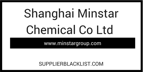 Shanghai Minstar Chemical Co Ltd