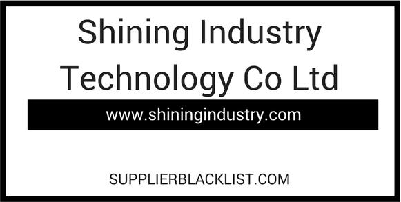 Shining Industry Technology Co Ltd