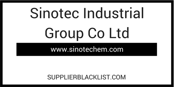 Sinotec Industrial Group Co Ltd