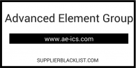 Advanced Element Group Scam