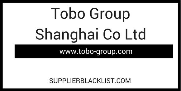Tobo Group Shanghai Co Ltd