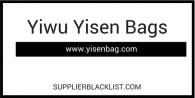 Yiwu Yisen Bags