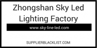 Zhongshan Sky Led Lighting Factory