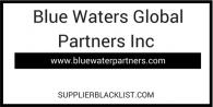 Blue Waters Global Partners Inc