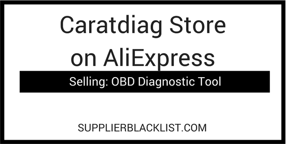 Caratdiag Store on AliExpress