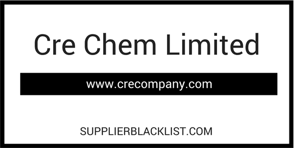 Cre Chem Limited