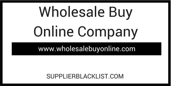 Wholesale Buy Online Company