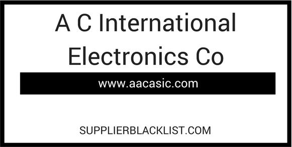 AC International Electronics Co