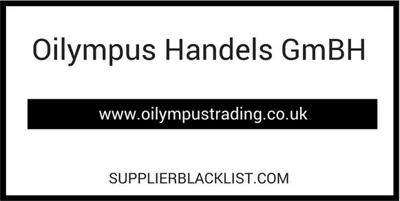 Supplier blacklist international blacklist of bad suppliers for Inter handels gmbh