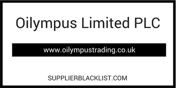 Oilympus Limited PLC