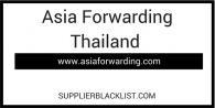 Asia Forwarding Thailand
