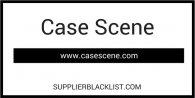 Case Scene