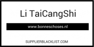 Li TaiCangShi Based in Jiangsu