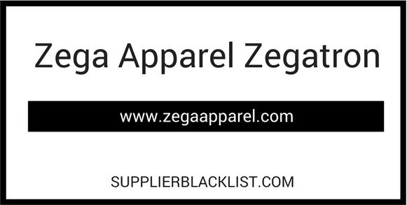 Zega Apparel Zegatron