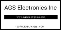 AGS Electronics Inc