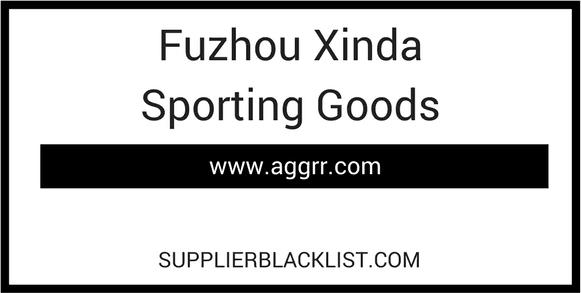 Fuzhou Xinda Sporting Goods