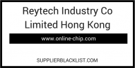Reytech Industry Co Limited Hong Kong