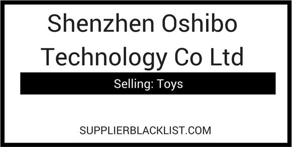 Shenzhen Oshibo Technology Co Ltd