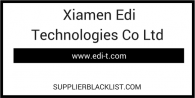 Xiamen Edi Technologies Co Ltd