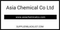 Asia Chemical Co Ltd