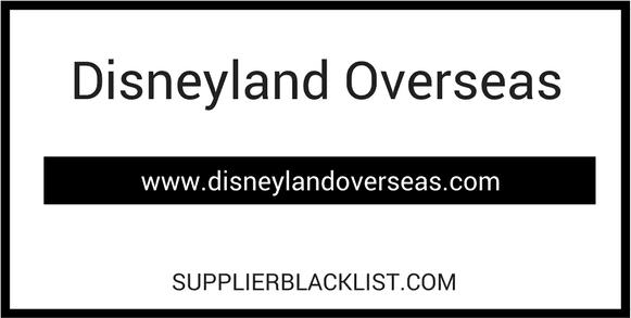 Disneyland Overseas