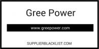 Gree Power