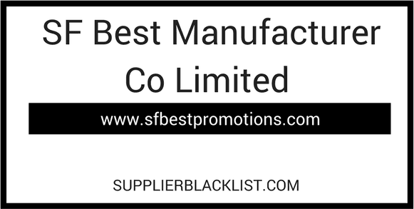 SF Best Manufacturer Co Limited