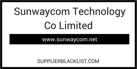 Sunwaycom Technology Co Limited