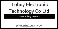 Tobuy Electronic Technology Co Ltd China