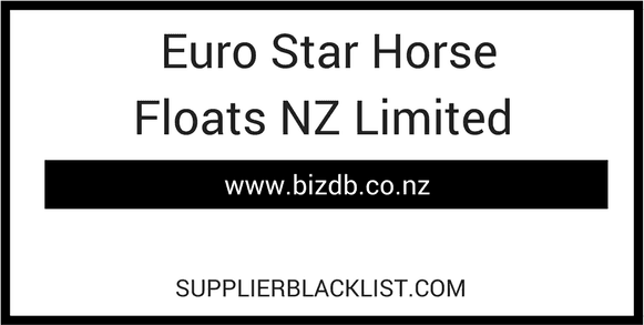 Euro Star Horse Floats NZ Limited