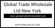 Global Trade Wholesale Ltd New York in United States