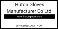 Hutou Gloves Manufacturer Co Ltd China