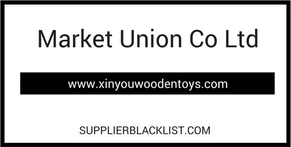 Market Union Co Ltd Based in China