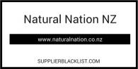 Natural Nation NZ