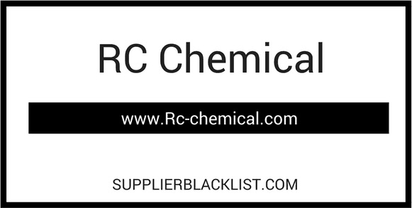 RC Chemical - Shenzhen China - Research Chemicals