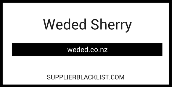 Weded Sherry Based in China