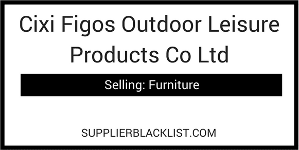 Cixi Figos Outdoor Leisure Products Co Ltd