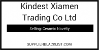 Kindest Xiamen Trading Co Ltd