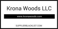 Krona Woods LLC Based in Ukraine