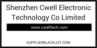 Shenzhen Cwell Electronic Technology Co Limited