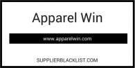 Apparel Win