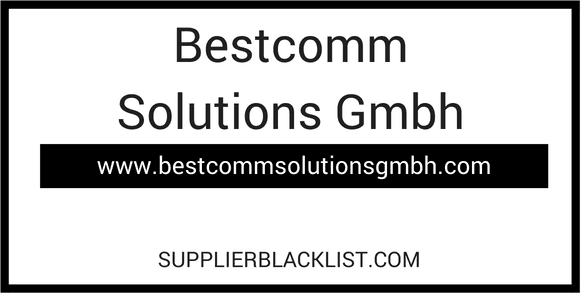Bestcomm Solutions Gmbh