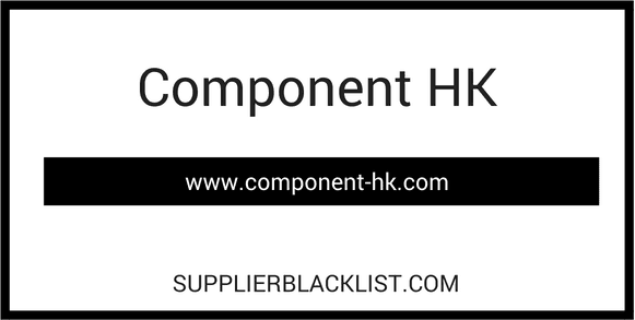 Component HK Based in China